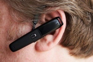 Bluetooth radiation headset