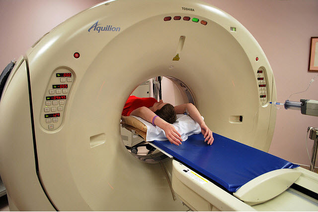 How Does CT Scan Work