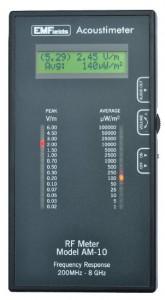Acoustimeter AM-10 RF Meter